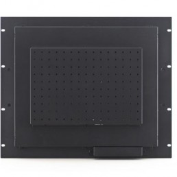 19 inch Industrial Rack Mount Monitor